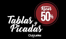 Miércoles Ricos de Club La Voz